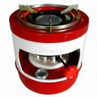 China Camping Stove with 10 Wicks Enamel Covering on sale