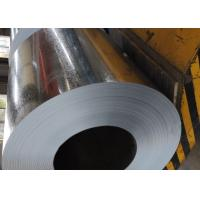 Wholesale Z140 Hot Dipped Galvanized Steel Coils Regular Spangle 0.70-2.0mm 1000-1500mm from china suppliers