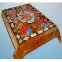 China Printing Polyester Blanket on sale