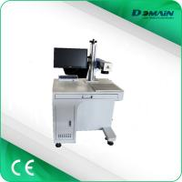 Wholesale Compact 50w 100w Industrial Laser Marking Machine For Electronic Components from china suppliers