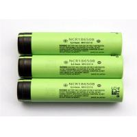 Wholesale Cylindrical 3.6 V Rechargeable Battery / Lithium 18650 Battery , 18*65mm from china suppliers