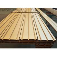 Wholesale Elegant Ti Gold Aluminium Door Profiles / Heavy Sliding Door Outer Frame Extrusions from china suppliers