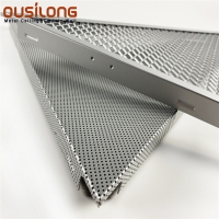 Wholesale Custom Made Perforation 600*600*600mm Clip In Ceiling from china suppliers