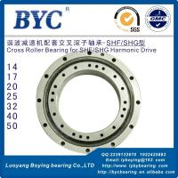 Wholesale Harmonic drive bearings cross roller bearings BSHF-50(129x214x36)mm from china suppliers