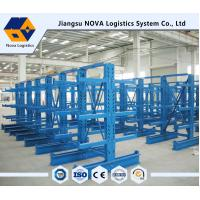 Wholesale Customized Single / Double Sided Cantilever Rack For Warehouse from china suppliers