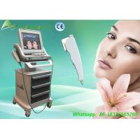 CE approval wrinkle removal hifu face lift vertical beauty machine for sale