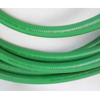 Buy cheap CE Flexible 3 / 4 Inch Fuel Dispensing Hose Single Steel Wire Braided from wholesalers