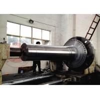 Best Marine Industrial Heavy Steel Forgings , Forged Drive Shaft / Transmission Shaft wholesale