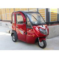 Wholesale Easy Operation 2 Person Electric Car 60V 1000W Lithium Battery ECO Friendly from china suppliers