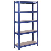 China Industrial  Metal Storage Rack , Metal Warehouse Shelving Long Service Life for sale