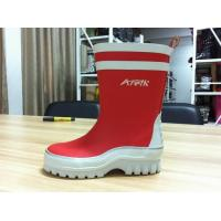 Wholesale Multicolor Lovely Customized Childrens Rain Boots For Mining from china suppliers