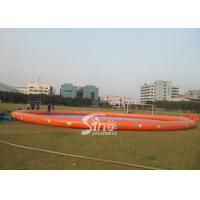 Wholesale 20 mts dia. giant inflatable swimming water pool for kids and adults fit for inflatable water park equipments from china suppliers