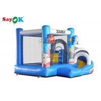 Wholesale Giant Inflatable PVC Air Bouncer Slide Animals Combo Open 2 Years  Warranty from china suppliers