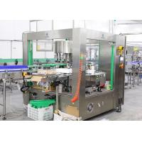 Roll Fed Hot Melt Glue OPP BOPP Labeling Machine For Water Bottle Carbonated Drink Bottle for sale