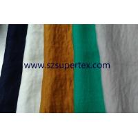 Wholesale 2026*50D Composite Chiffon Satin 100% Polyester Fabric Hammer Peach DTY DPOY from china suppliers