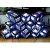 China Box DJ dance Video Advertising LED Screens Great waterproof High definition on sale