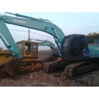 Wholesale Used Kobelco Excavator SK200 1.0 Cbm Capacity , 2nd Hand Excavators from china suppliers