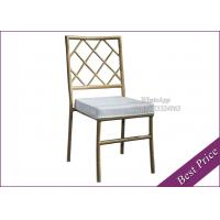 Wholesale Modern Gold Chiavari Chair for Sale with Good Quality From Factory (YC-1) from china suppliers