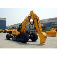 Wholesale XE60WA Walking Type 6 Ton Wheel Loader Excavator With 0.23cbm Bucket Capacity from china suppliers
