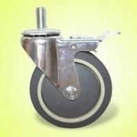 Buy cheap Light-Duty Caster Wheel Suitable for Industrial Applications from wholesalers
