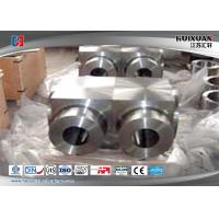 Best Custom Stainless Steel Forging Chemical Engineering Welding Tee Joint Pipe wholesale