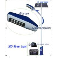Wholesale 2700K - 6500K LED Outdoor Wall Lights 15W Electronic By Solar from china suppliers
