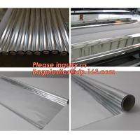 Wholesale Thermal Insulation reflective aluminium metalized pet film for package or agriculture,Metallized PET /PE coated Film PET from china suppliers