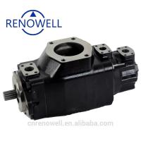 Wholesale Triple Cartridges Black Hydraulic Cylinder Pump For Plastic Machinery from china suppliers