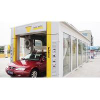 China Automatic Tunnel Car Wash System TEPO-AUTO for sale