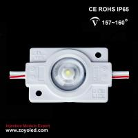 Wholesale LED channel letter modules with optic lens ce/rohs certificated from china suppliers