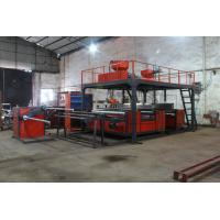 Plastic Co - Extrusion Air Bubble Film Making Machine Three Layers