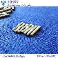 Wholesale Small diameter nickel binder cemented carbide rods tungsten carbide with nickel binder from china suppliers