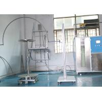 Wholesale IPX1 to IPX4 Vertical Drip and Oscillating Tube Water Ingress Testing System PLC Control from china suppliers