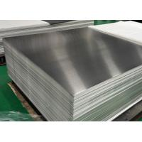 China 2 Inch Thickness Reflective Aluminum Sheet Metal Industry Aluminium 6082 T6 on sale