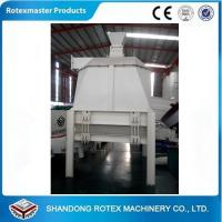 Wholesale High efficiency 0.8-1.2t/h capacity draft tower cooler for pellet production line from china suppliers