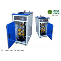Electric Low Pressure Steam Generator With Brake Universal Wheel 90kw Full Automatic