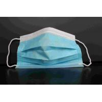 Wholesale Industry Use 3 Ply Disposable Face Mask PM2.5 Protection High Efficient Filtration from china suppliers