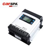 50a Mppt Solar Charge Controller 24V 48V Electronic Protection Auto Recognition for sale