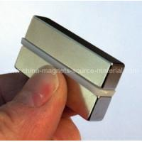 N30H Sintered Neodymium Magnet for sale