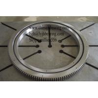 China external toothed ball slewing bearing brand 231.20.0900.013 size 1046.4x834x56mm,grease lubircation for sale