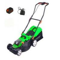 Wholesale Garden lawn mower  40v - 3500rpm  - high level  - brushless Motor- With the charger from china suppliers