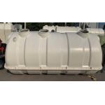 China Fiberglass Reinforced Plastics Frp Smc  Moulded  Septic Tanks 1m3 1.5m3 for sale