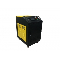 Buy cheap Environmental Protection 120W 1064nm Laser Rust Removal Machine from wholesalers