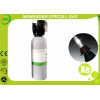 Best High Purity Xenon Rare Gases 8L - 50L For Spot Lamp, Excimer Laser Gas wholesale