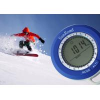 Wholesale 8 in 1 Hiking multifunction digital altimeter & barometer, compass, temperature SR108 from china suppliers