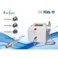 Wholesale stretch mark removal beauty machine for sale 80W power 5Mhz frequency from china suppliers