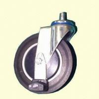 Wholesale 5-Inch PUP Medium-Duty Caster with Brake from china suppliers