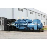 Wholesale Calsion 2250kVA Open Frame Diesel Generator (C2250M) from china suppliers