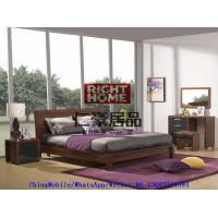 Wholesale 2016 New Nordic Design Modern Bedroom Furniture King size bed with Mirror Dresser and Side table from china suppliers