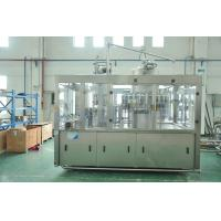 Buy cheap 6000 BPH Monoblock Filling And Capping Machine , Carbonated Drink Filling from wholesalers